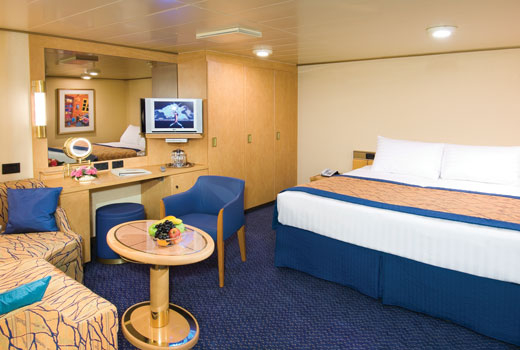 Standard Interior Stateroom (MM)