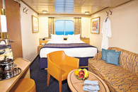 Large Ocean-view Stateroom (Obstructed View) (H)