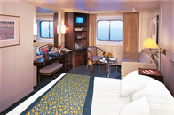 Large Ocean-view Stateroom (Porthole View)