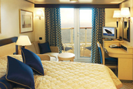 Balcony Stateroom - (Obstructed View)