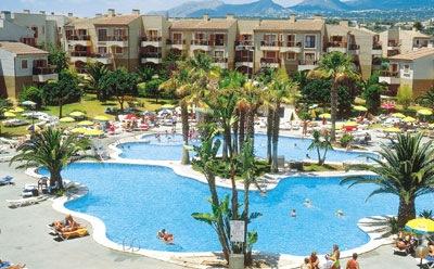 Albir gardens albir alicante - Swimming pool repairs costa blanca ...